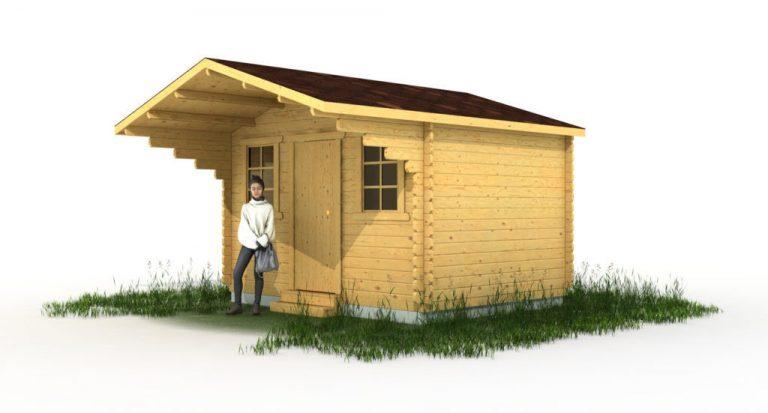 Садовый дом 1