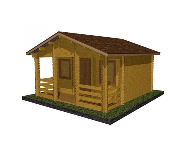 Садовый дом 11