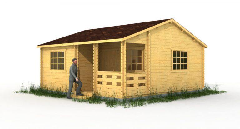 Садовый дом 15