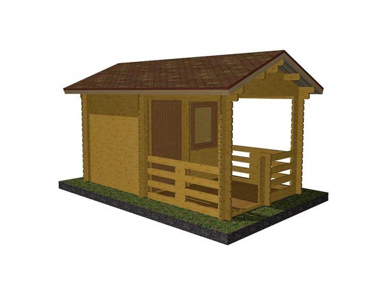 Садовый дом 3