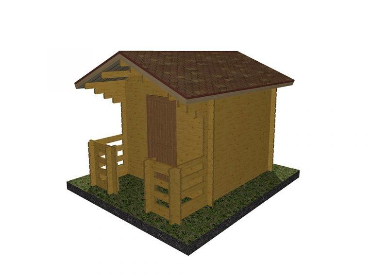 Садовый дом 4