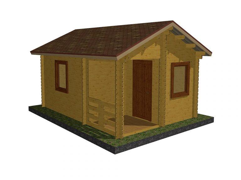 Садовый дом 8