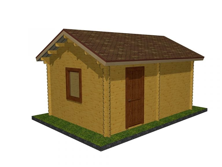 Садовый дом 9